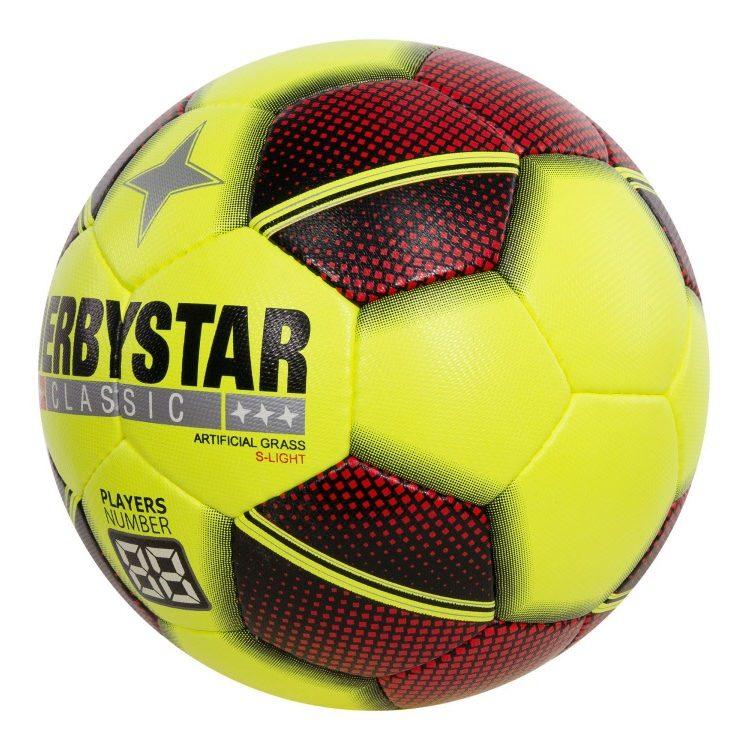 5c68059a28d694 Derbystar Classic Superlight Kunstgras maat 3 | Voetbal kopen?